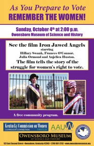 Iron Jawed Angels 2015
