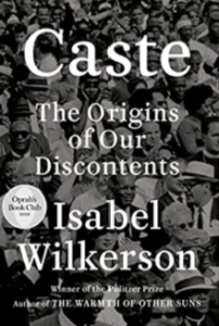 cover of the book caste